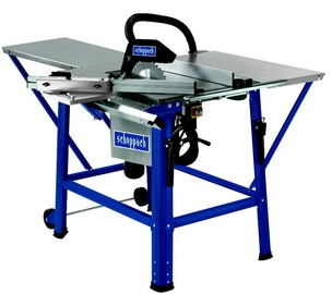 Scheppach TS310 Table Saw 400V 50Hz 2800W 12""