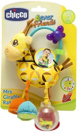 Погремушка Chicco Baby Senses Tactile Mrs. Giraffe