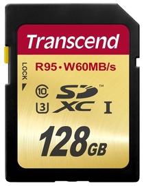 Transcend 128GB SDXC UHS-I U3 Class 10