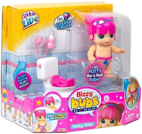 Moose  Little Live Bizzy Bubs Potty Time 28754