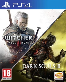 Witcher 3: Wild Hunt + Dark Souls III PS4