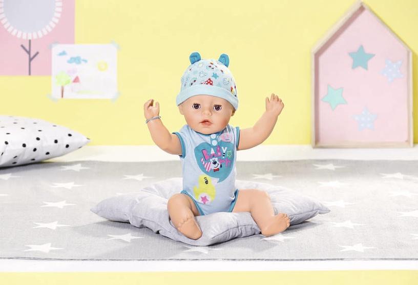 Lėlė Zapf Creation Baby Born Soft Touch Boy 824375, nuo 3 m.