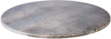 Столешница Home4you Table Top Topalit Round D70 Concrete