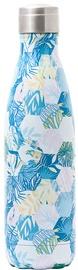 Yoko Design Isothermal Jungle Bottle White/Blue