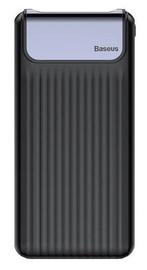 Зарядное устройство - аккумулятор Baseus PPYZ-C01, 10000 мАч, черный
