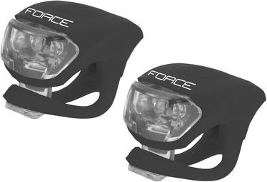 Велосипедный фонарь Force DOUBLE Black