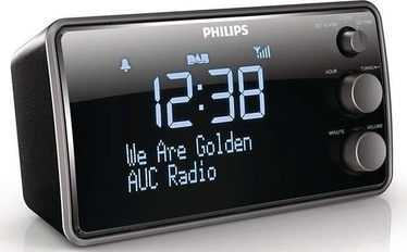 Philips AJB3552/12 Clock Radio