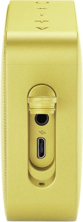 Belaidė kolonėlė JBL GO 2 Bluetooth Speaker Lemonade Yellow