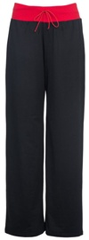 Bars Womens Pants Black/Red 117 M