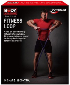 Body Sculpture Fitness Loop Red BB104R