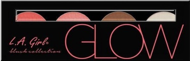 L.A. Girl Brick Blush Collection Palette 22g 571