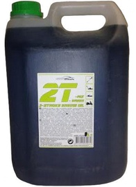AutoDuals 2T-mix Semi-Synthetic Oil Green 5l