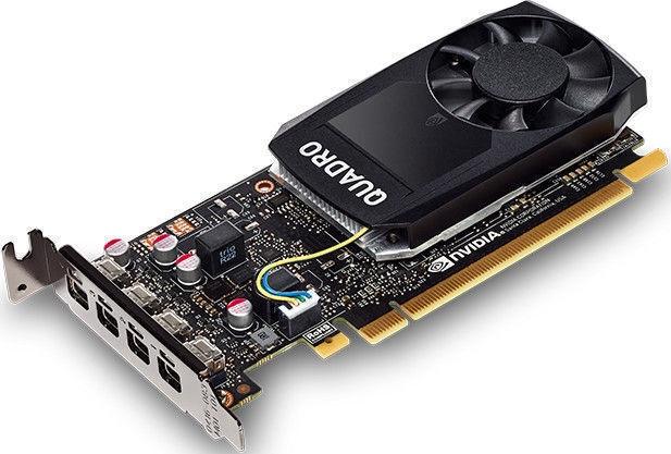 Lenovo Nvidia Quadro P1000 4GB GDDR5 PCIE 4X60N86660