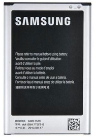 Samsung EB-B800BE Battery For Galaxy Note 3 Bulk