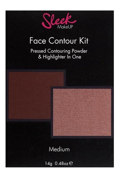 Sleek MakeUP Face Contour Kit 14g Medium