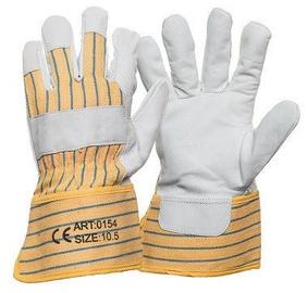 Рабочие перчатки DD Calf Gloves With Reinforced Cuff 10.5