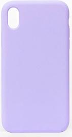 Evelatus Soft Back Case For Apple iPhone X/XS Purple