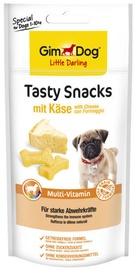 Gimborn Little Darling Tasty Snacks Cheese & Multi-Vitamin 40g
