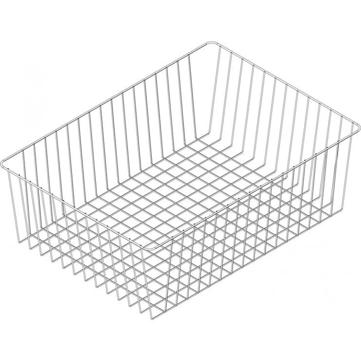SN Wire Basket 575x410x185mm White