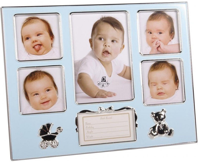 Poldom Photo Frame Baby Notes
