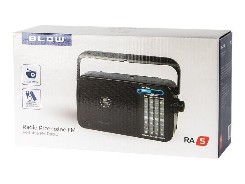 Raadiovastuvõtja Blow RA5