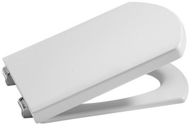 Roca Hall WC Seat & Cover SC White