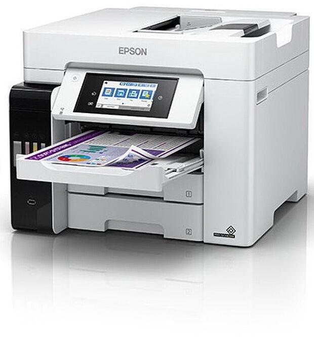 Многофункциональный принтер Epson EcoTank L6580, струйный, цветной