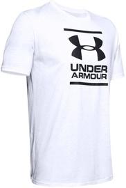 Under Armour GL Foundation T-Shirt 1326849-100 White M