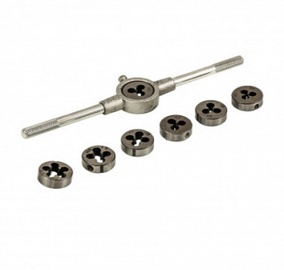 Ega Screw Tap Set M3 - M12