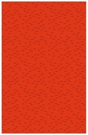 Staltiesė Herlitz 80x80 Waves Red