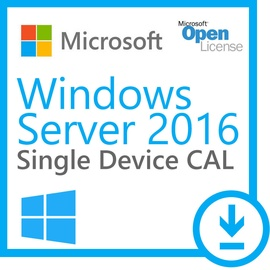 Microsoft Windows Server 2016 1 Device CAL OEM ENG