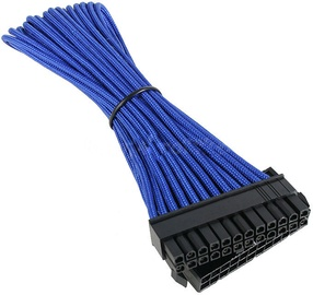 BitFenix 24-Pin ATX 30cm Extension Cable Blue/Black