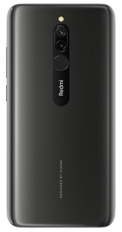 Mobilus telefonas Xiaomi Redmi 8 3/32GB Black