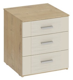 MN Nikolj Night Stand Beige
