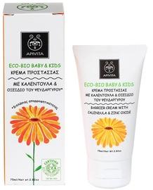 Apivita Eco Bio Baby & Kids Barrier Cream With Calendula & Zinc Oxide 75ml