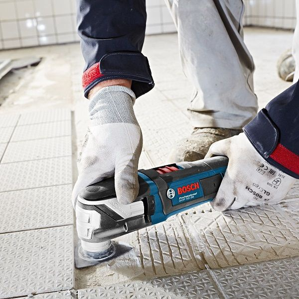 Bosch GOP 55-36 Multi-Cutter with Accessories