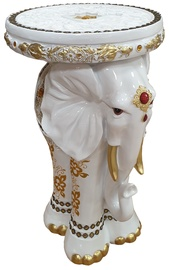 MN Table Elephant White TY007