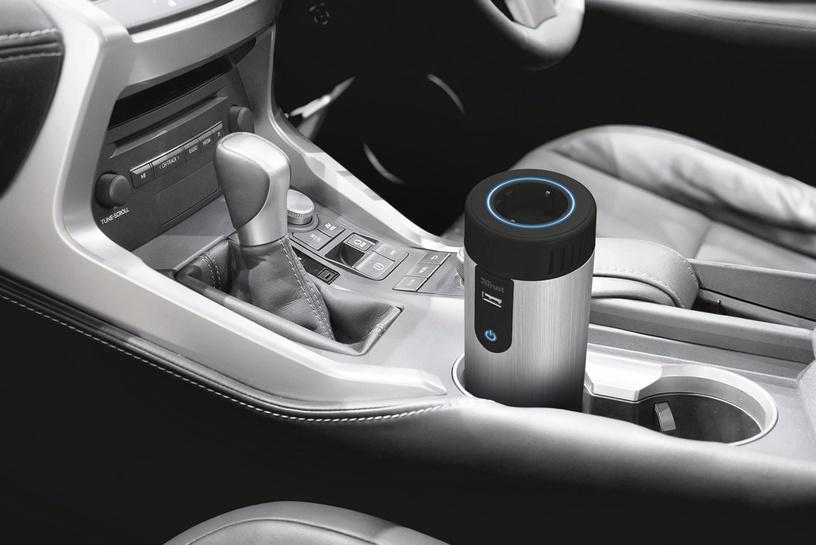 Trust Car 230 V Power Socket Black/Silver