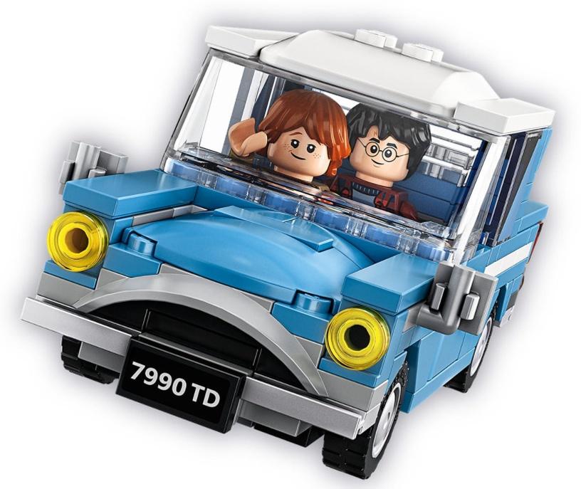 Konstruktorius LEGO®Harry Potter TM 75968 Ligustrų gatvė 4