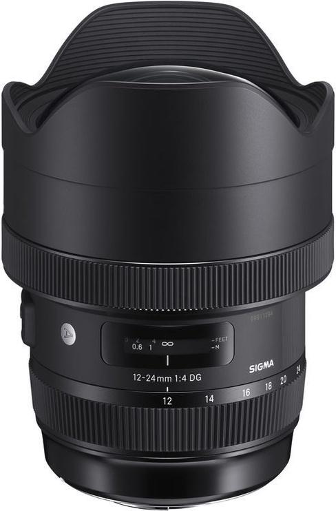 Objektyvas Sigma 12-24mm f/4.0 DG HSM Art for Nikon