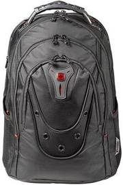 "Wenger Ibex Backpack 17.3"" Black 125th Anniversary"