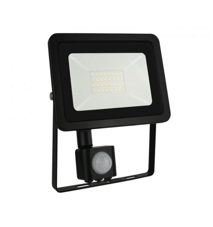 Prožektorius NOCTIS LUX 2 SMD NW, LED 30W, IP44 su davikliu