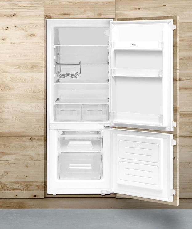 Įmontuojamas šaldytuvas Amica BK2265.4