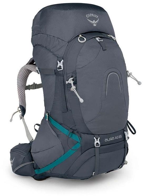 Osprey Aura AG 65 Womens Backpack M Vestal Grey