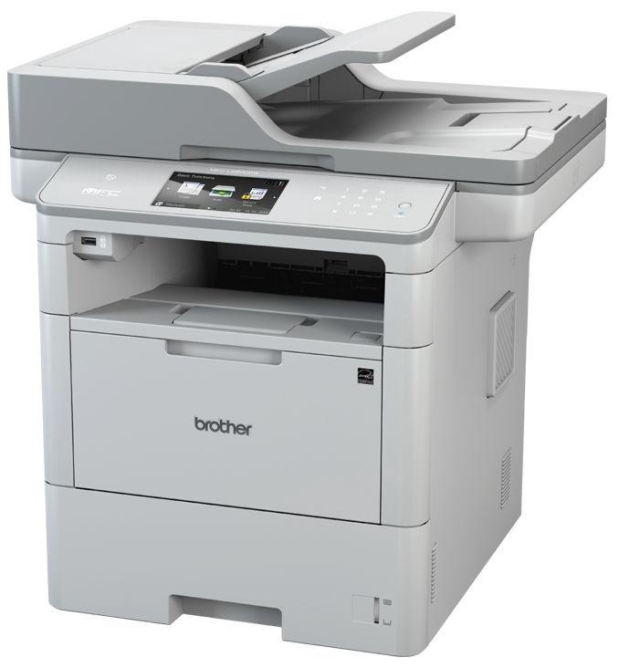 Daugiafunkcis spausdintuvas Brother MFC-L6800DW, lazerinis