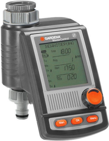Gardena MasterControl C1030 Plus Irrigation Computer