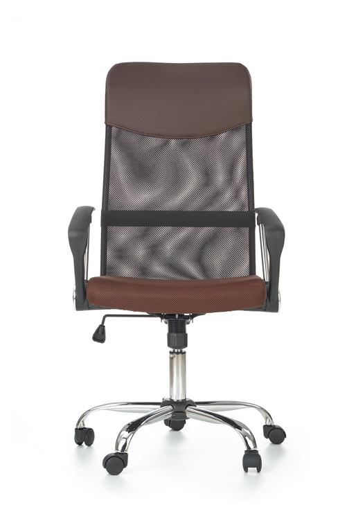 Офисный стул Halmar Vire, коричневый