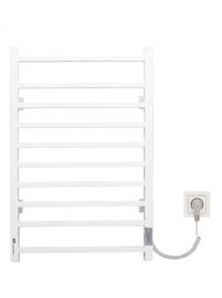 Электрический полотенцесушитель Gloss&Reiter, белый, 500 мм x 800 мм