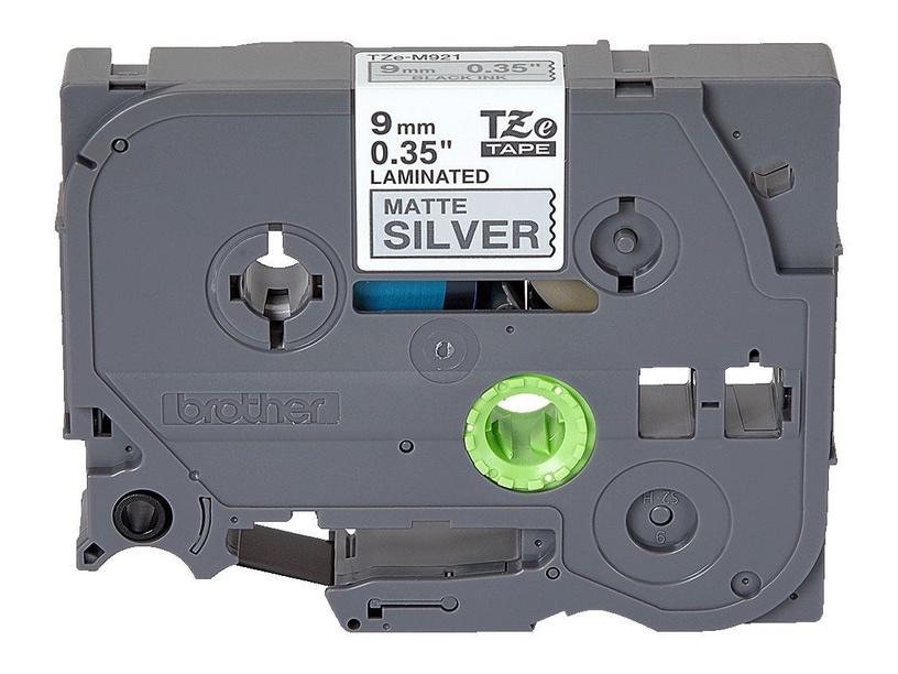 Этикет-лента для принтеров Brother TZe-M921, 800 см