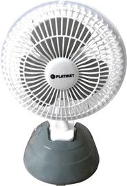 """Platinet Fan 6"""" Grey"""